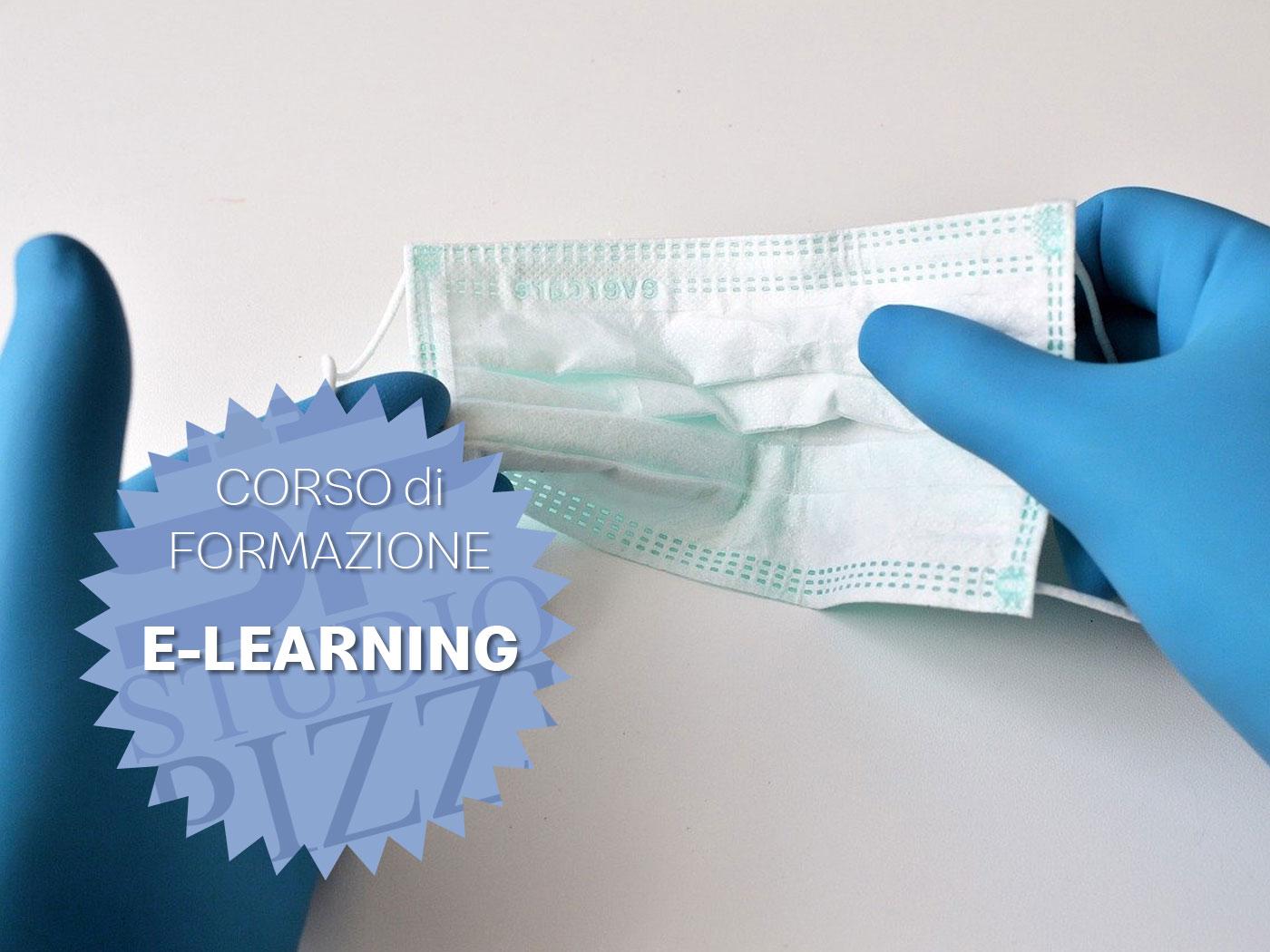 Studio PIZZI - formazione rischio covid 19 - e-learning
