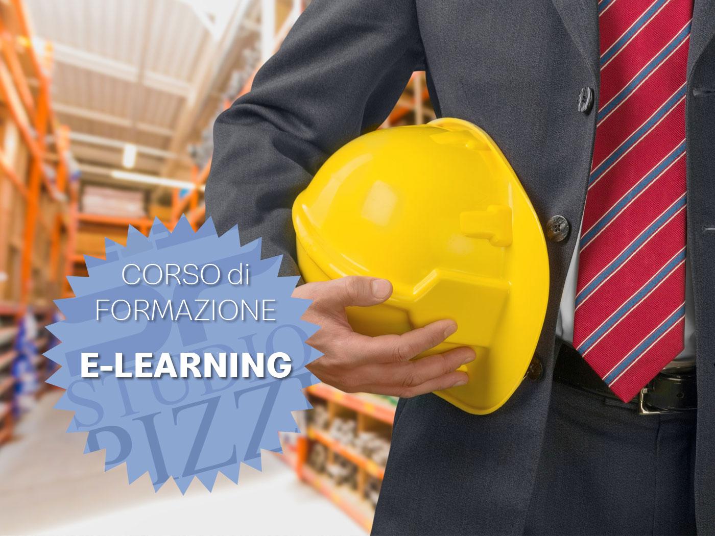 Studio PIZZI - formazione RSPP DDL - e-learning