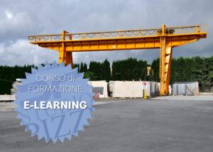 Studio PIZZI - formazione attrezzature lavoro carroponte - e-learning