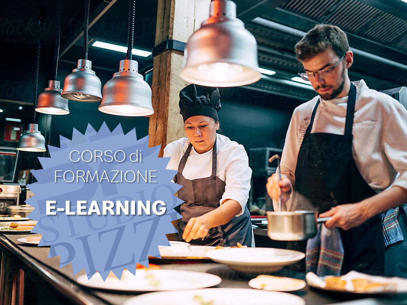 Studio PIZZI - formazione HACCP addetto alimentarista - e-learning